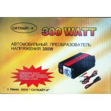 Преобразователь напряжения 12V/220V (300Вт), Пенза