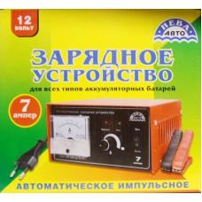 """Зарядное устройство АЗУ-7 """"TOPAUTO"""""""